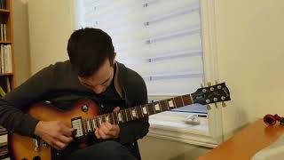 Queen- Bohemian Rhapsody Solo cover by Daniel Serman