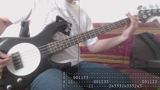 Rancid - Roots Radical [Bass Cover + Tab]