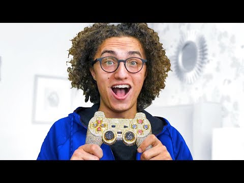 I BOUGHT THE MOST EXPENSIVE CONTROLER FOR $350 !