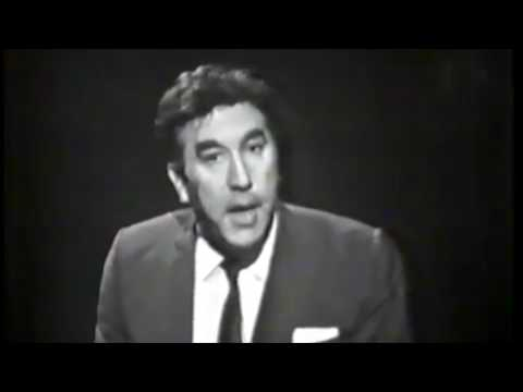 Frankie Howerd  - That Was The Week That Was (TW3)  TX 13th April 1963