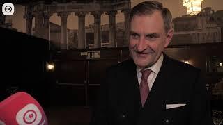 Interview:  Na de première van Daens de musical
