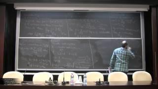 Misha Feigin, Research talk - 16 February 2015 (50)