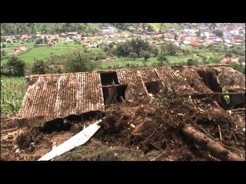 Guatemala mudslide kills 11: officials (2)