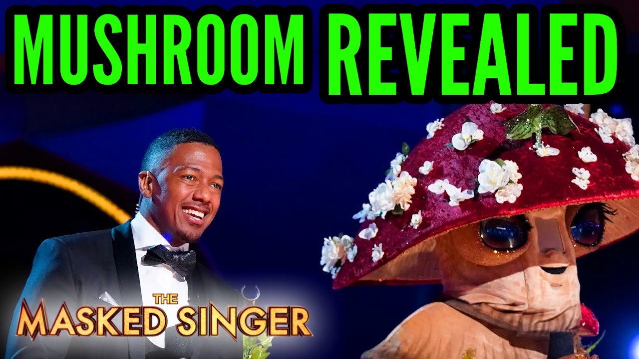 Mushroom reveals the secrets to being The Masked Singer ...