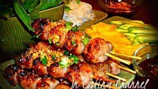 Jn Grilled Vietnamese Sausage (Nem Nuong) (EXCLUSIVE)