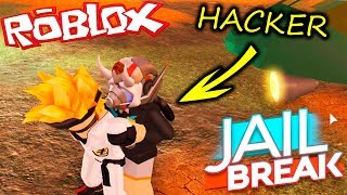 HACKER STEALS ME THE SACK 💰 | JAILBREAK | ROBLOX