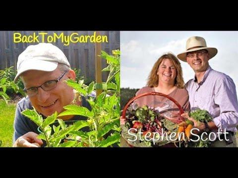 Heirloom Gardening with Stephen Scott