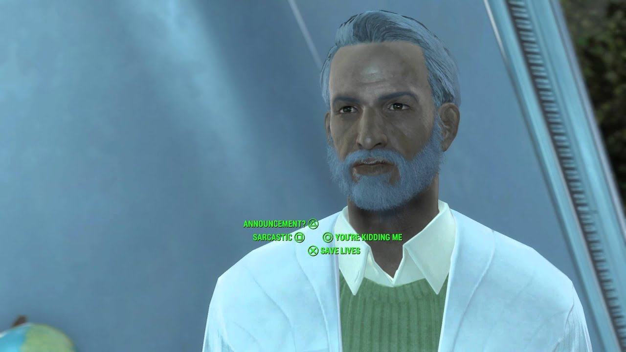 Fallout 4 father - 1 part 10