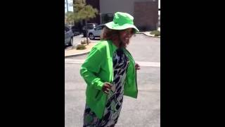 What are you wearing ... GloZell & SK