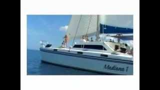 Catamaran Cruises in Mauritius with JP Henry Charter Ltd