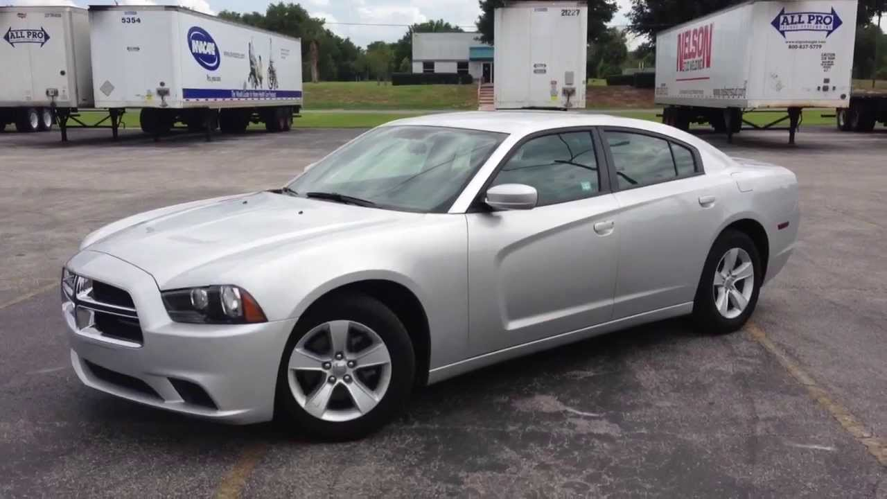 2014 Dodge Charger Full Tour - YouTube