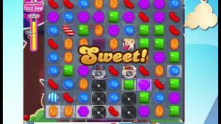 Candy Crush Saga Level 1479 with 8 moves left,  NO BOOSTERS!