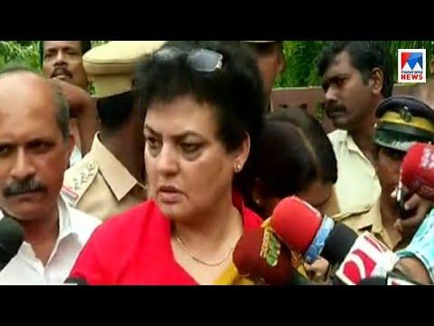 Rekha Sharma to visit hadiya today