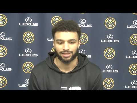 Nuggets postgame game interview: Jamal Murray (02/25/2021)