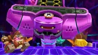 Kirby: Planet Robobot - 100% Walkthrough Part 6 - World 6: Access Ark