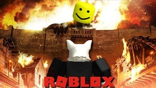 Attack On Titan But In Roblox?!?!?!?!?!?