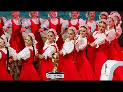 """Rus Dansı """"Yaz"""". Igor Moiseev'in Balesi - Русский танец """"Лето"""".  Балет Игоря Моисеева"""