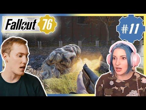 Wir kämpfen gegen das MONSTER VON GRAFTON!   Fallout 76 Folge #11