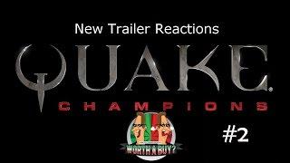 Quake Champions Trailer #2 - Gameplay Footage