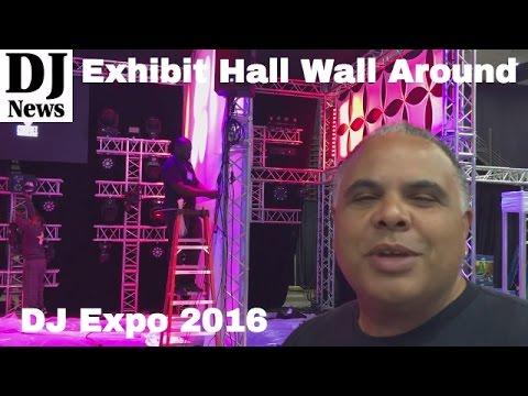 DJ Expo full Exhibit Hall Walk Around 2016   Disc Jockey News