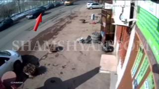 ԲԱՑԱՌԻԿ ՏԵՍԱՆՅՈՒԹ՝ Երևանում ինչպես է տեղի ունեցել շղթայական ավտովթարը