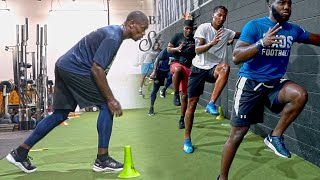 Agility Training for Athletes