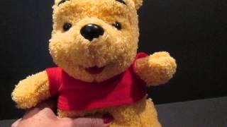 Winnie the Pooh ~ Plush Singing ~