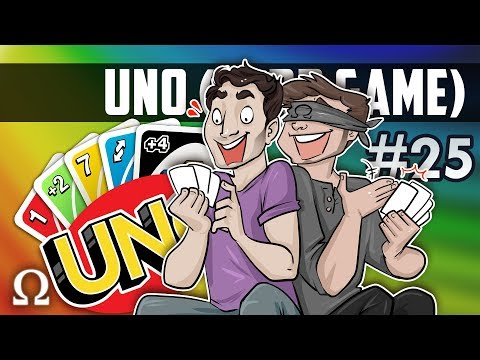 THE UNO GOOD LUCK CHARM?   Uno Card Game #25 Ft. Fourzero, Jiggly, Satt