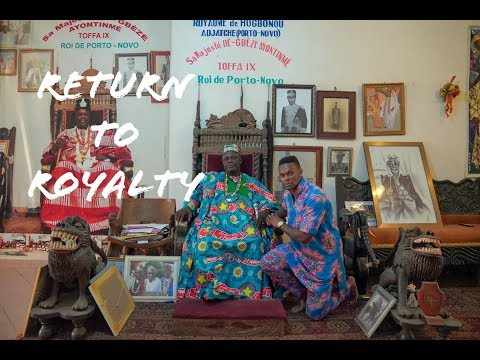 African Americans Are Returning Home To Africa As Kings.