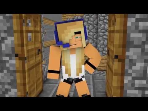 "Minecraft Song: 1 HOUR Version ""Girls Know How"" Psycho Girl 1 - Minecraft Song"