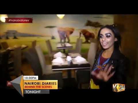 Nairobi diaries S06 Reunion BTS