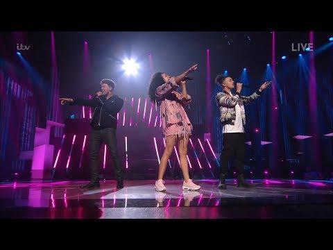 The X Factor UK 2017 The Cutkelvins Live Shows Full Clip S14E23