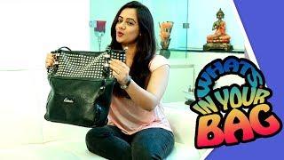What's In Your Bag With Spruha Joshi | Marathi Actress | Mala Kahich Problem Nahi Marathi Movie 2017