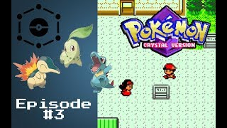 Pokemon Crystal 2.0 Walkthrough (Rom Hack) - #3