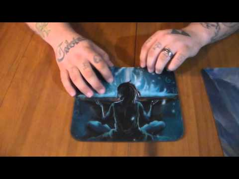 Playmat and Mouse Pad by Nolan Nasser