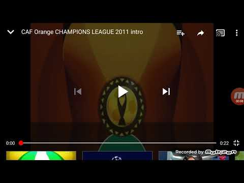 Intro Ligue des Champions africaine 2010