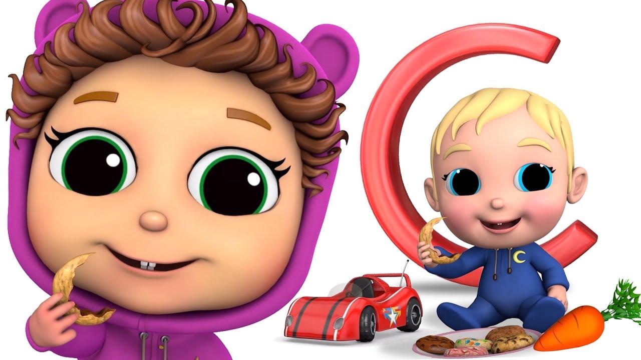 Letter C   Learn the ABC's   Educational   Baby Joy Joy on ...