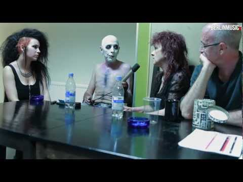 Alien Sex Fiend Interview at BERLINMUSIC.TV Mp3