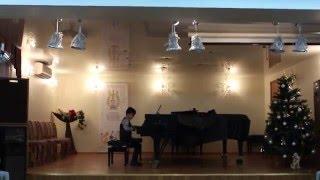 Мартиросян Микаэл 10 лет, класс саксафон.
