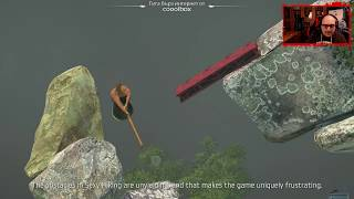 NoThx playing Getting Over It EP01