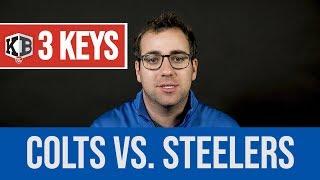 3 Keys For Colts vs. Steelers