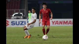 Indonesia 3-1 Timor Leste (AFF Suzuki Cup 2018 : Group Stage)