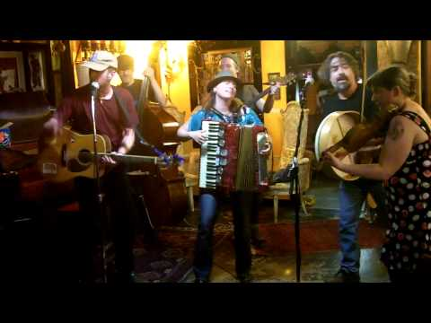 Flying Folk Army - In the Merry Month of May/Rasputin