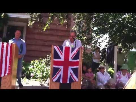 Lewis Black Reads The British Response To The Declaration Of Independence