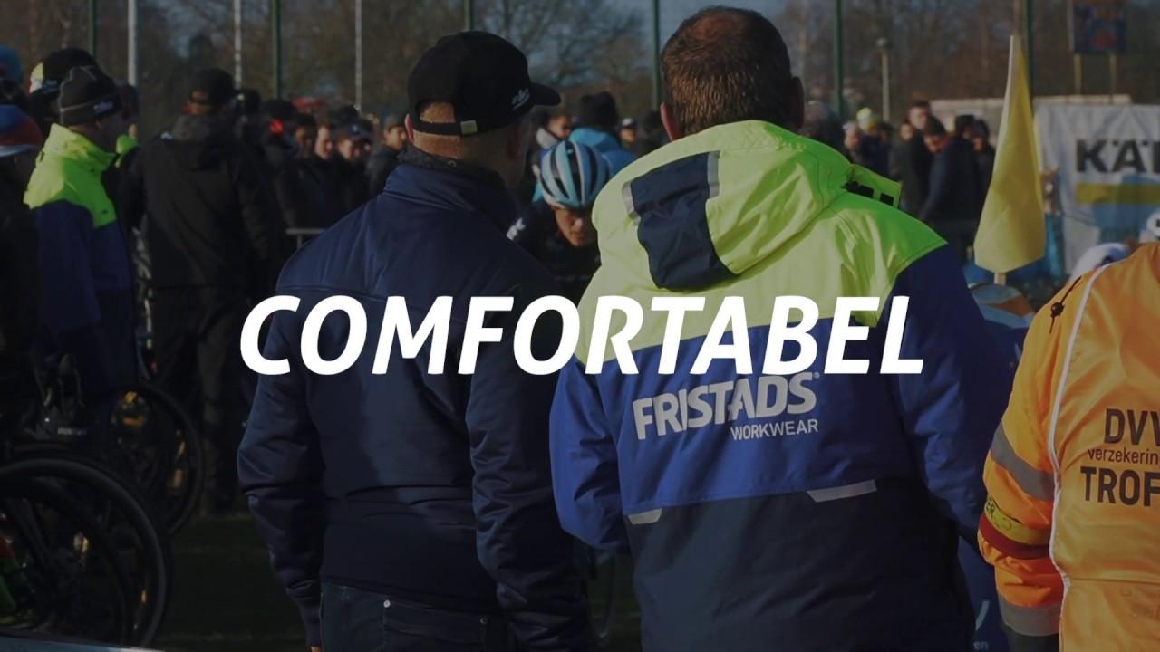 Fristads - Proud sponsor of Creafin-Fristads & 777
