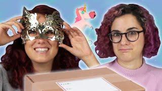 We Bought A Unicorn Mystery Box From eBay