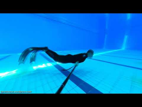 Underwater VR Camera Testing – Swim like a dolphin