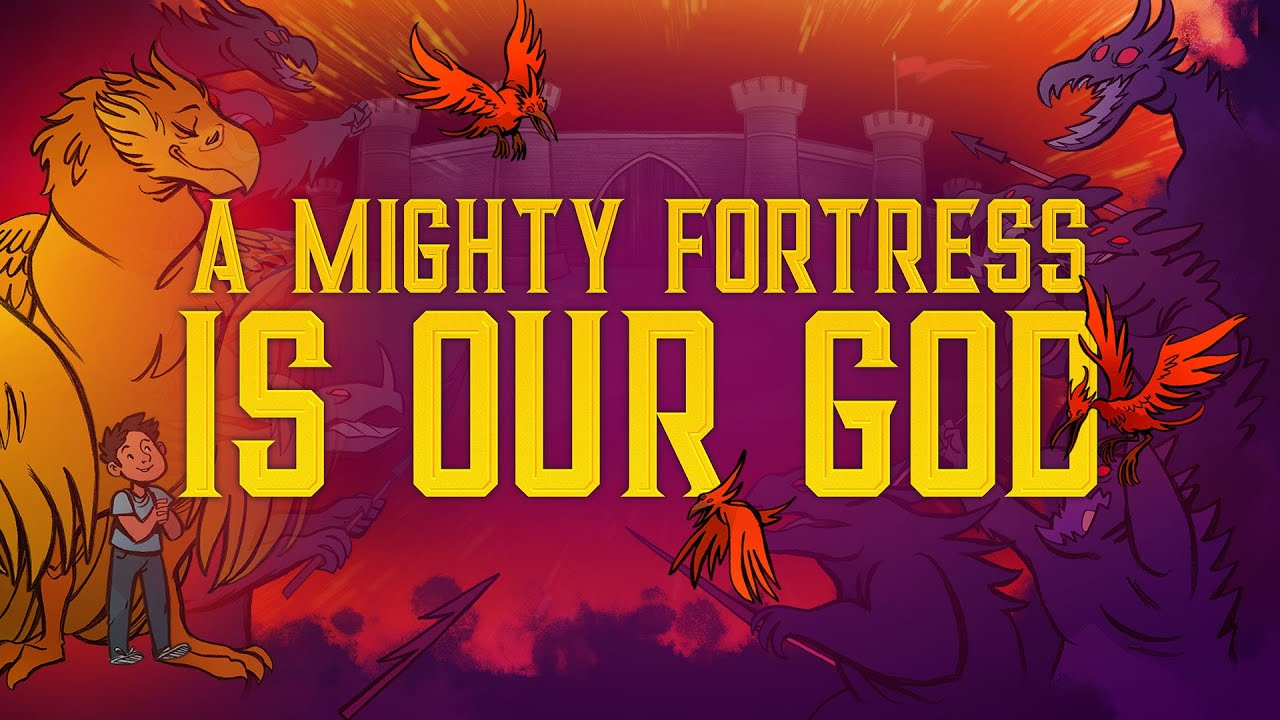 sunday lessons psalm 91 a mighty fortress is our god for