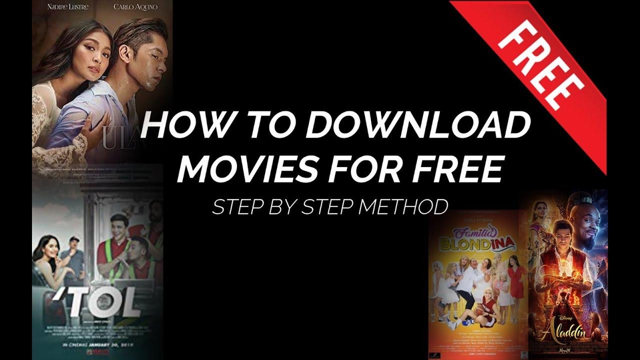 How To Download Filipino Movies Free 2019 Legit Tutorial Youtube