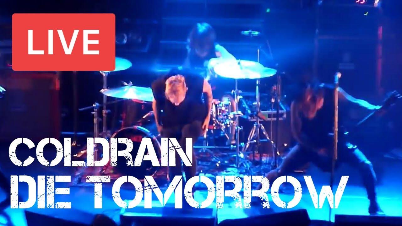 musica die tomorrow coldrain